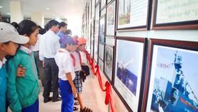 Truong Sa, Hoang Sa exhibition opens in Quang Tri