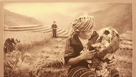 Photo portraits of women in mountainous region displayed in HCMC