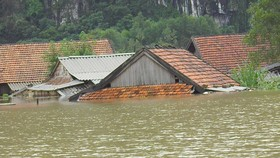 Nationwide people eyes flood victims in central region