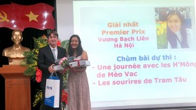 VN writers impress French contest