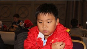 Nguyen Quoc Hy wins silver medal in World Chess Championship
