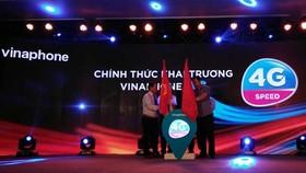 VinaPhone supplies 4G mobile internet service in Phu Quoc Island