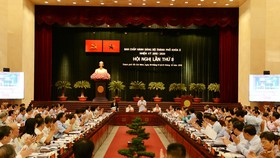 HCMC targets 8.4-8.7 percent GRDP growth rate next year