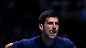 ATP World Tour Finals 2016: Djokovic vẫn còn vấn đề