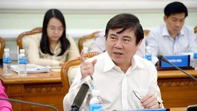 HCMC to transfer authority for management to districts, agencies to encourage business development