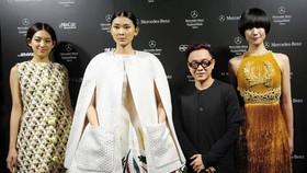 Vietnam's top designer Cong Tri takes part in World Fashion Week