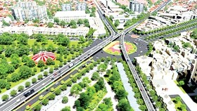 HCMC to build flyover to ease congestion in routes to airport