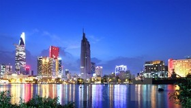 HCM City aims for 8.7 percent GRDP growth in 2017