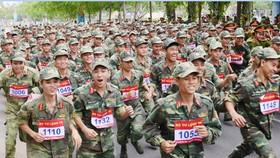 Over 2,000 athletes join marathon