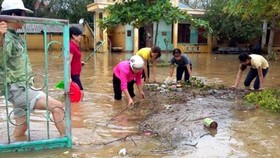 Ministry warns of disease outbreak in floods aftermath