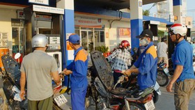Petrol prices up VND 919 per liter