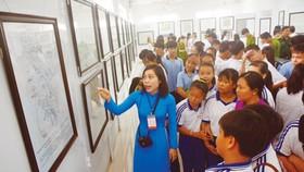 Exhibition on Truong Sa, Hoang Sa opens in Long An
