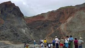 Landslide kills at least 20 in Myanmar