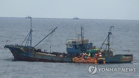 S. Korea, China agree to tougher crackdown on illegal fishing in fisheries agreement