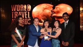 """InterContinental Danang tiếp tục nhận """"Oscar"""" du lịch lần 3"""