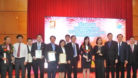 30 businesses honored most favorite Vietnamese brand names in 2016