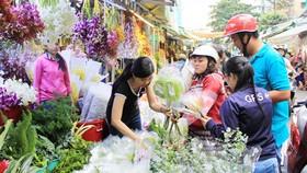 E-commerce floor for flower trade to be established