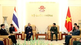 Vietnam, Thailand expand defence cooperation