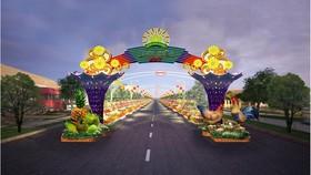 Binh Dien Flower Market to open on January 22