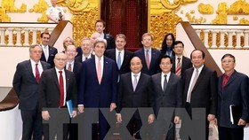 Prime Minister delighted at Vietnam-US ties