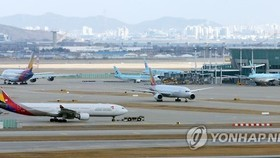S. Korean airlines set to resume fuel surcharge from next month
