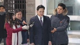 Court rejects arrest warrant sought for Samsung heir