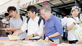 2017 Street Book Festival to revive HCM City's development