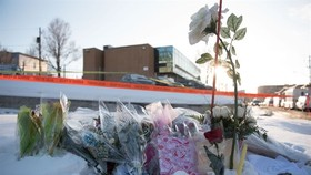 Student charged with murder in Quebec mosque attack