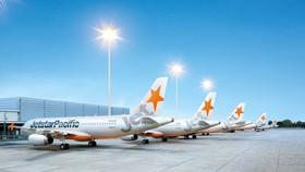 Jetstar Pacific bán 111.000 vé giá 11.000 đồng dịp Tết Nguyên đán