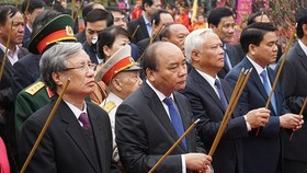 PM attends Ngoc Hoi-Dong Da victory celebrations