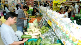 CPI increases 0.46 percent in Tet month