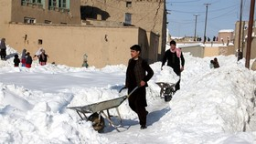 Death toll from Afghan avalanches tops 100