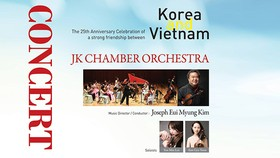 South Korean chamber orchestra to perform in Hanoi
