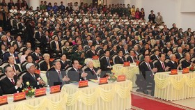 Ceremony marks 110th birth anniversary of late Party leader Truong Chinh