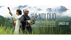 """Hanoi Duo"" makes its debut in Hanoi & HCMC"