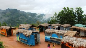 Container houses for ethnic minority students in Quang Ngai