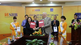 ADB, SHB ink deal to provide trade loans in Vietnam