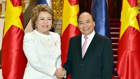 VN & Russia deepen comprehensive partnership ties