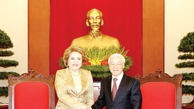 VN treasures comprehensive partnership ties with Russia