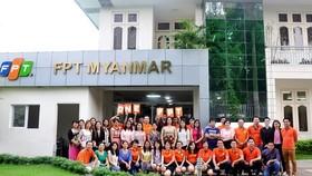 FPT wins major IT contract in Myanmar