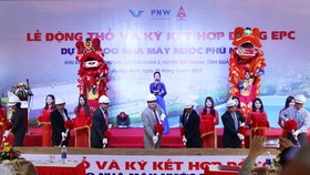 Quang Nam builds Phu Ninh Mineral Water Plant