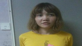 Vietnamese suspect in murder case says she was part of a prank