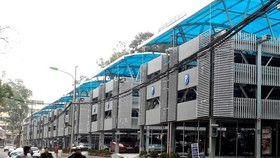 Hanoi pilots software to manage public car parks