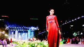 2017 Ho Chi Minh City Ao Dai Festival opens