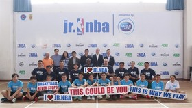 Jr NBA returns to Vietnam for 4th year