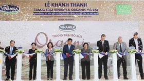Vietnam's first organic dairy farm inaugurated in Central Highlands