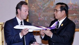 Thailand strives to become major aviation centre in Asia