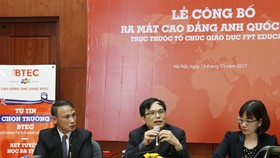 First school lectured in English opens in Vietnam