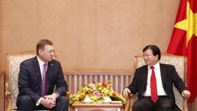 Vietnam, Russia foster oil, gas cooperation