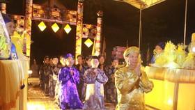 Xa Tac Royal Offering Rituals held in Hue
